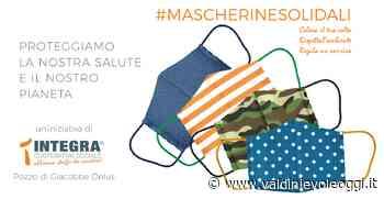 Mascherine solidali 100% made in Quarrata prodotte dalla cooperativa sociale Integra - valdinievoleoggi.it