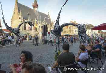 """Afgelast straatfestival krijgt waardige vervanger: """"Gezellig... (Damme) - Het Nieuwsblad"""