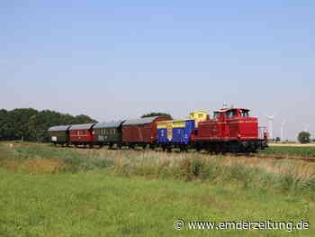 Museumseisenbahn startet am 5. Juli in die Saison - Emder Zeitung
