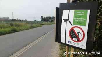 1.200 bezwaarschriften tegen komst windmolens Pittem | Focus en WTV - Focus en WTV