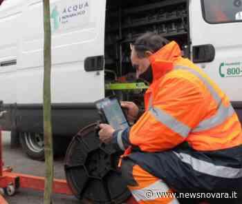Oleggio, interventi all'acquedotto - NewsNovara.it