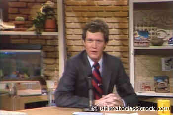 40 Years Ago: David Letterman's Morning Show Hints at Future Fame - Ultimate Classic Rock