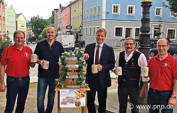 Fünf Wirte versuchen sich an etwas Volksfest-Flair - Passauer Neue Presse