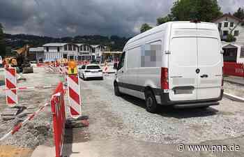Baustelle mit Licht und Schatten - Freyung - Passauer Neue Presse