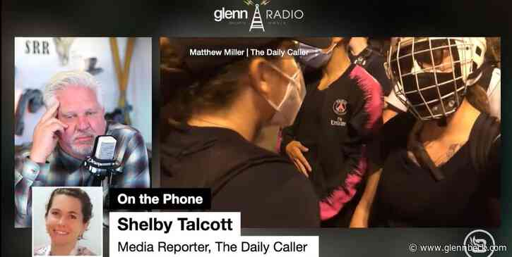 VIDEO: Daily Caller reporter surrounded, attacked by mob at White House protest