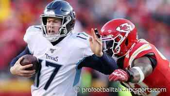 The Chris Simms top 40 NFL QB countdown, No. 11: Ryan Tannehill