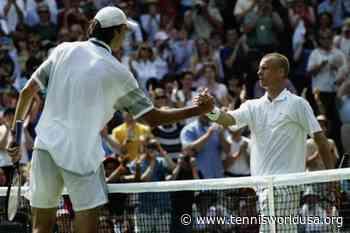 On this day: Ivo Karlovic stuns defending Wimbledon champion Lleyton Hewitt - Tennis World USA