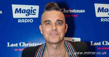 Robbie Williams' bonkers private island idea to make it through 'weirdest year' 2020 - Mirror Online