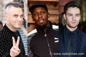 Robbie Williams, Usain Bolt, Liam Payne among line-up for eSoccer Aid FIFA 2020 tournament - RadioTimes