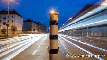 Neubrandenburg will Blitzersäulen aufstellen - Nordkurier