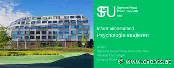 PSY | Informationsabend zum Psychologie-Studium - events.at
