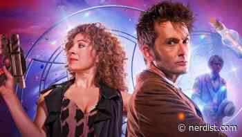 DOCTOR WHO Big Finish Audio Stars Tenth Doctor and River Song - Nerdist
