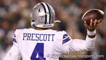 The Chris Simms top 40 NFL QB countdown, No. 8: Dak Prescott