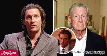 Variety: Matthew McConaughey Says He Owes Career to Late Director Joel Schumacher - AmoMama