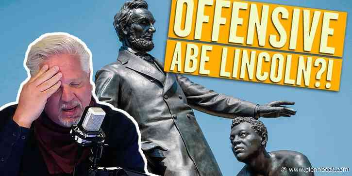 Is Abraham Lincoln next? Protesters plan to take down statue that FORMER SLAVES COMMISSIONED!