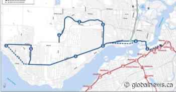 Tunnel or at-grade? Transit officials seeking feedback on proposed Ottawa-Gatineau rail link - Globalnews.ca