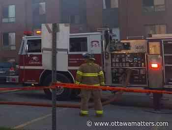 Dog dies in east Gatineau house fire - OttawaMatters.com
