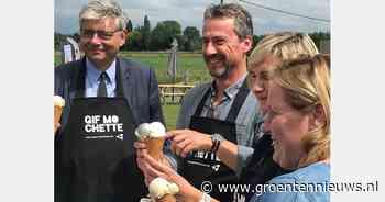 Minister Crevits opent Zomer van de Korte keten in Torhout - GroentenNieuws