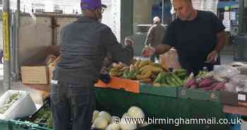 Sandwell market traders are back to work - but could still be put out of business by costly rent fees - Birmingham Live