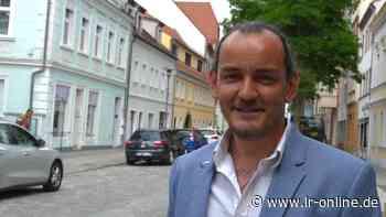 OB-Wahl Hoyerswerda: Was AfD-Kandidat Marco Gbureck für die Stadt plant - Lausitzer Rundschau