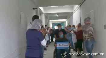 Diretor de administração do hospital de Pinheiral recebe alta da Covid-19 após 14 dias internado - Diario do Vale