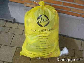 LIEDEKERKE - Vanaf 2021 zamelt ILvA restfractie in via grijze containers en verdwijnen de gele zakken - Editiepajot