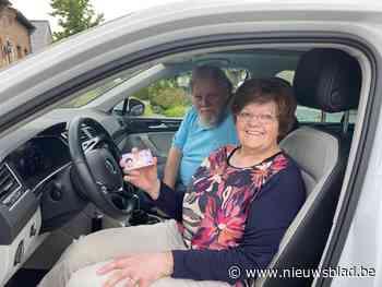 Lutgarde haalt rijbewijs op haar 69ste (Borgloon) - Het Nieuwsblad