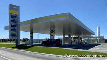 Metano: nuovo distributore a Chiaravalle (AN) - Ecomotori.net