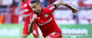 Bayer Leverkusen: Karim Bellarabi arbeitet mit Ball am Comeback - LigaInsider