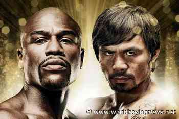 The jail time that killed Floyd Mayweather vs Manny Pacquiao fight in 2012 - WBN - World Boxing News