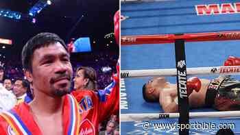 Manny Pacquiao Reportedly Floored Amir Khan In Sparring - SPORTbible