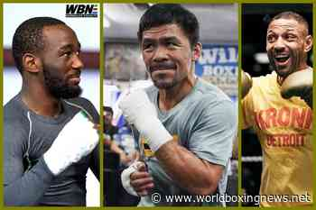 Terence Crawford more likely to face Kell Brook than Manny Pacquiao - WBN - World Boxing News