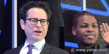 'Star Wars' Director JJ Abrams Says He'll 'Beg' to Work with John Boyega After Black Lives Matter Speech - Yahoo Lifestyle
