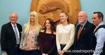 Gibsons youth councillors pitch Coast-wide youth council - Coast Reporter