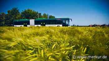Garchinger fahren ein Jahr kostenlos Bus - merkur.de