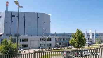 Streit um Forschungsreaktor Garching - BR24