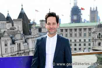 Paul Rudd admits he still fees like an imposter as he gives career advice - South Cotswolds Gazette