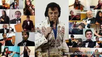 Projeto de Artur Nogueira grava vídeo em tributo a Elvis Presley - ACidade ON