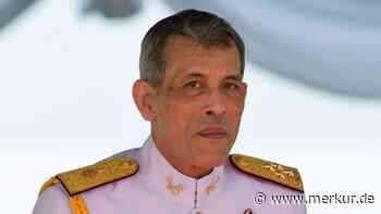 Tutzings Thailand-König prellt Bayern um Steuer-Milliarden - mit einfachem Trick - merkur.de