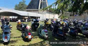A Budrio la moto-benedizione per la ripartenza dei centauri - Corriere Cesenate