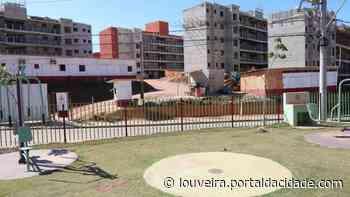 Moradias (178) unidades estão quase prontas em Louveira - Portal da cidade