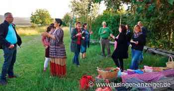 Mittsommernachtsfest auf dem Schulacker in Wehrheim - Usinger Anzeiger