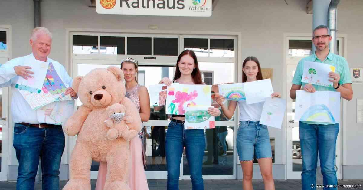Malwettbewerb für Kinder in Wehrheim - Usinger Anzeiger