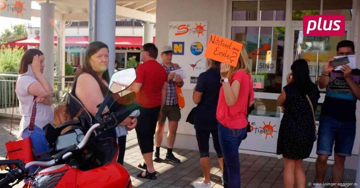 """""""Corona-Rebellen"""" versammeln sich in Wehrheim - Usinger Anzeiger"""