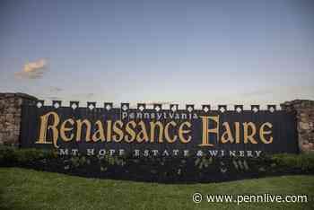 Mount Hope Estate announces revised schedule, including Pa. Renaissance Faire - PennLive