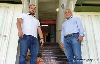 Simbacher ist Marketing-Chef bei FC Flyeralarm Admira - Passauer Neue Presse