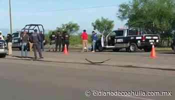 Ejecutan a sujeto en Nueva Rosita - El Diario de Coahuila