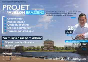SETE - Sébastien Pacull : création d'un poumon vert à l'entrée Est de la ville - Hérault-Tribune