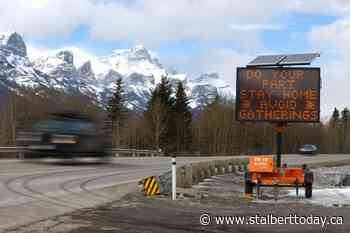 No plans for checkstops at entrances to Canmore - St. Albert Today