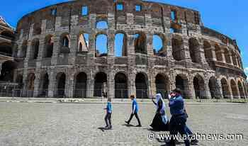 Italy thanks UAE's Sheikha Fatima bint Mubarak for help fight against COVID-19 - Arab News